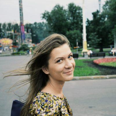 Московская Юлия