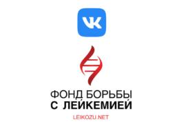 VK и Фонд борьбы с лейкемией провели около 200 онлайн-консультации